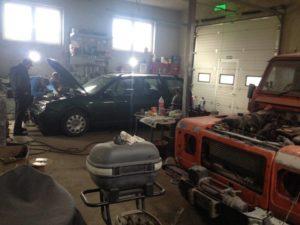 Garage Targu