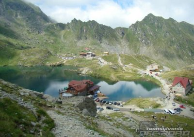 Balea Lake Transfagarasan