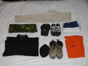 Travel Clothing