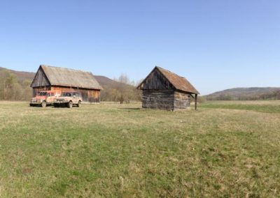 Offroad Tours in Romania