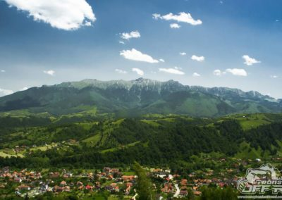 Bucegi Mountain Transylvania