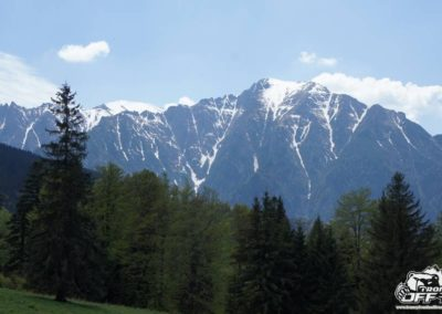 Bucegi Mountains