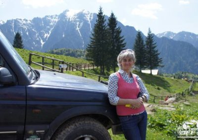 Offroad Tours in Transylvania