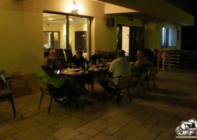 Dinner on Tour