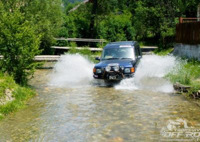 River crossing Offroad