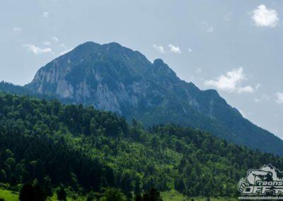 Piatra Craiului Transylvania